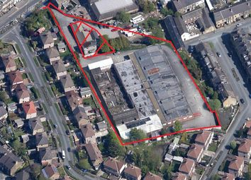 Thumbnail Land for sale in Land And Buildings At, Great Horton Industrial Park, Great Horton Road, Bradford