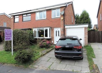 Thumbnail 3 bed semi-detached house for sale in 12 Redwood, Firwood Park, Chadderton