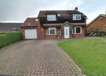 Thumbnail 3 bed detached house to rent in Scallow Lane, Scotter Road, Messingham, Scunthorpe