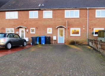 Thumbnail 3 bed terraced house for sale in Arps Road, Codsall, Wolverhampton