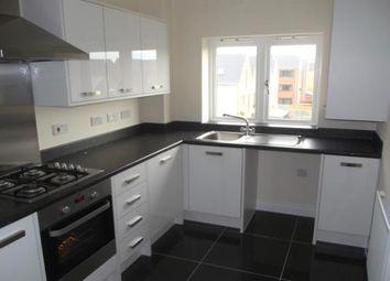 Thumbnail 2 bed flat to rent in Broughton, Milton Keynes