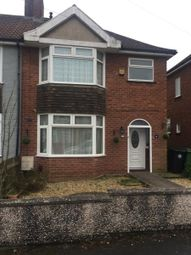 Thumbnail 3 bed terraced house to rent in 18 Westward Road, Highridge, Bristol