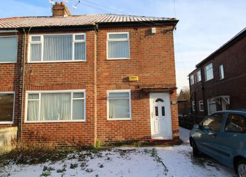 Thumbnail 2 bed flat to rent in Kings Road, Wallsend