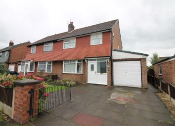 3 bed semi-detached house for sale in Woodhouse Road, Urmston, Manchester M41