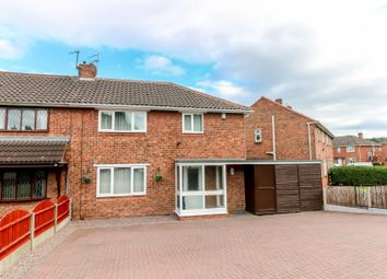 Thumbnail 3 bedroom semi-detached house for sale in Kenilworth Crescent, Wolverhampton