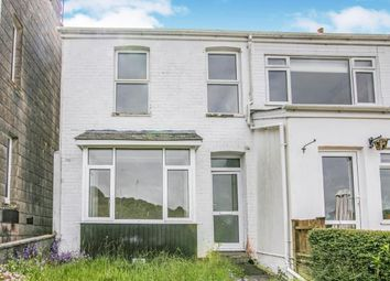 Thumbnail 2 bed end terrace house for sale in Looe, Cornwall