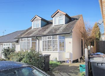 Thumbnail 4 bed semi-detached house for sale in Milton Road, Ware