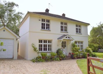 Thumbnail 4 bed detached house for sale in Love Lane, Bembridge, Isle Of Wight