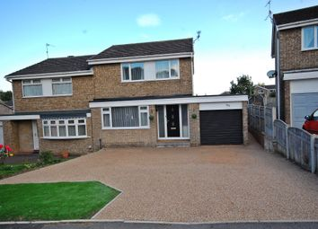 Thumbnail 3 bed semi-detached house for sale in Canterbury Road, Newton Hall, Durham