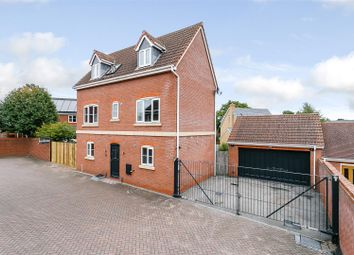 Thumbnail 4 bed detached house for sale in Short Street, Dickens Heath, Solihull
