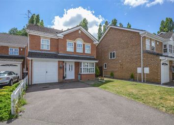 Thumbnail 4 bed detached house for sale in Swift Close, Stanstead Abbotts, Hertfordshire