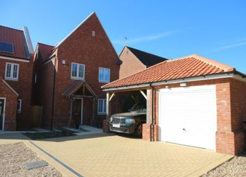 Thumbnail 4 bed detached house for sale in 8 Bayfield Way, Swaffham, Norfolk