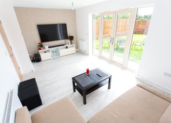 Thumbnail 3 bed semi-detached house for sale in Asket Drive, Leeds, West Yorkshire
