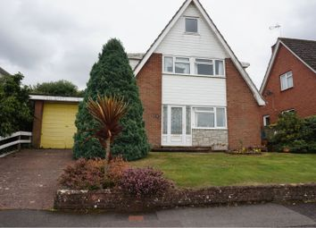 Thumbnail 3 bed detached house for sale in Withy Close, Tiverton