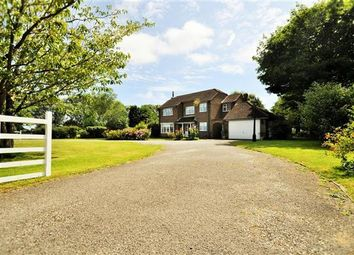 Thumbnail 4 bed detached house for sale in Stonebridge Villas, Ashford Road, New Romney