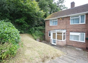 Thumbnail 3 bed semi-detached house for sale in Blendworth Lane, Southampton