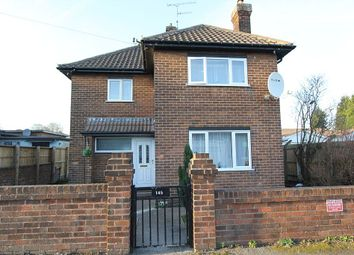 Thumbnail 3 bedroom detached house for sale in Carter Lane, Shirebrook, Mansfield, Derbyshire