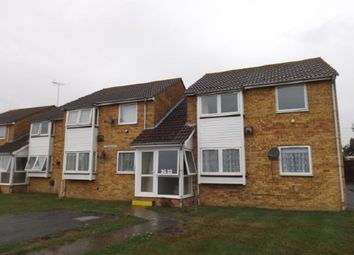 Thumbnail 1 bed flat for sale in Havering Close, Great Clacton, Essex