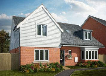 "Thumbnail 4 bed detached house for sale in ""The Westport"" at Avery Hill Road, London"