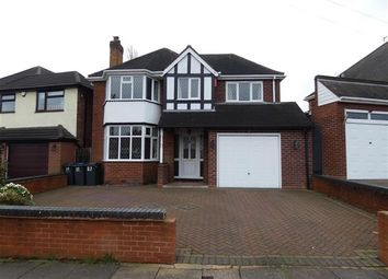 Thumbnail 3 bed detached house to rent in Manor House Lane, Yardley, Birmingham
