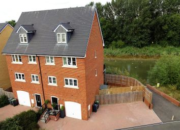 Thumbnail 4 bed semi-detached house for sale in Kings Crescent, Aylesford
