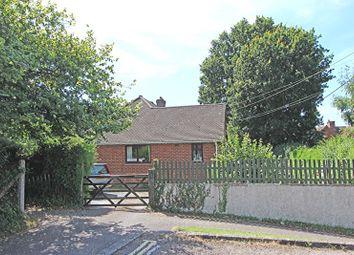 Thumbnail 3 bed detached bungalow for sale in Eastbank Road, Brockenhurst