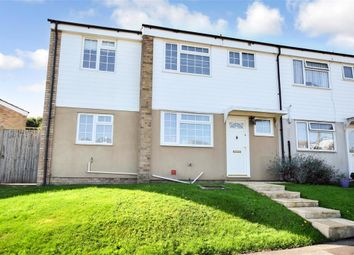 Thumbnail 5 bed end terrace house for sale in Downland Avenue, Peacehaven, East Sussex