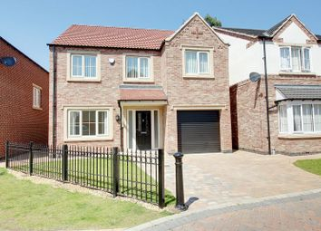Thumbnail 4 bed detached house for sale in The Winchester, Sovereign Court, Sprotbrough, Doncaster