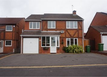 Thumbnail 5 bed detached house for sale in Stanbrook Road, Solihull