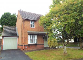 Thumbnail 3 bed detached house for sale in Cowper Close. Killay, Swansea