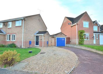 Thumbnail 3 bed semi-detached house to rent in Earsham Drive, King's Lynn
