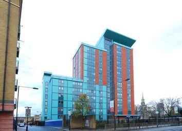Thumbnail 3 bedroom flat to rent in Fusion Building, Poplar