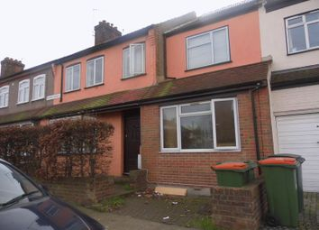 Thumbnail 5 bedroom terraced house for sale in Roman Road, London