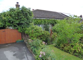 Thumbnail 2 bed bungalow for sale in Bridgefield Close, High Lane, Stockport