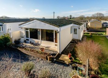 Thumbnail 2 bed mobile/park home for sale in Howey, Llandrindod Wells