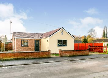 Thumbnail 3 bed detached bungalow for sale in Highfield Road, March