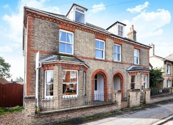 Thumbnail 5 bed semi-detached house for sale in Avenue Road, St. Neots