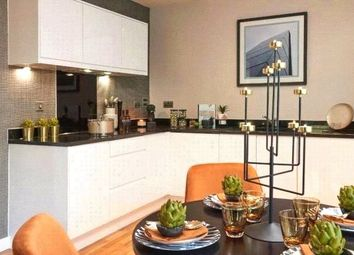 Thumbnail 1 bed flat to rent in Altitude Point, Hampden Road, Hornsey, London