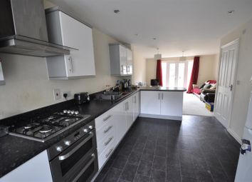 Thumbnail 4 bedroom terraced house to rent in Thursby Walk, Exeter