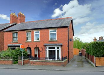 Thumbnail 3 bed property for sale in Park Avenue, Wem, Shrewsbury