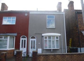 Thumbnail 3 bed semi-detached house to rent in Cecil Street, Gainsborough