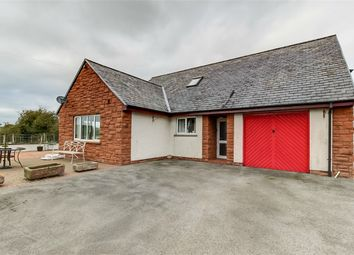 Thumbnail 4 bed detached house for sale in Red Gable, Blennerhasset, Wigton, Cumbria