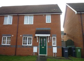 Thumbnail 3 bedroom property to rent in Baird Close, Yaxley, Peterborough