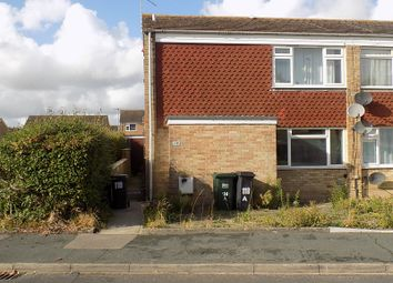 Thumbnail 1 bed flat for sale in Foxglove Road, Eastbourne