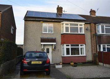 Thumbnail 4 bed semi-detached house for sale in Shelley Grove, Stonebroom, Alfreton