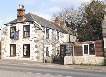 Cury Cross Lanes, Helston, Cornwall TR12. Detached house for sale