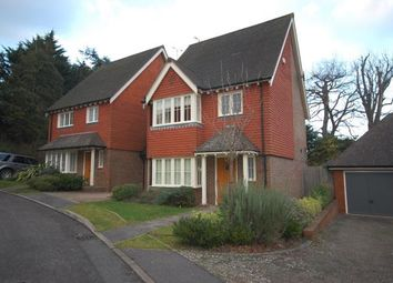 Thumbnail 3 bed link-detached house for sale in Spring Meadow, Uckfield, East Sussex