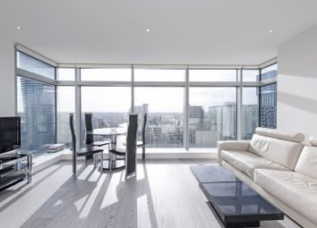 Thumbnail 2 bed property to rent in Pan Peninsula, East Tower