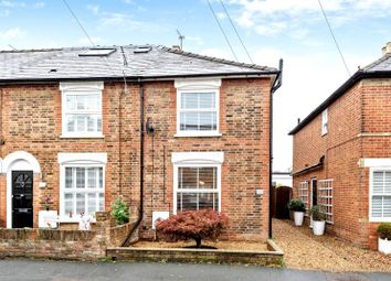 Thumbnail 2 bed end terrace house for sale in Anyards Road, Cobham