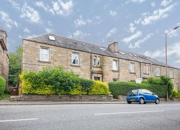 Thumbnail 1 bed flat to rent in Ivybank Main Street, Stirling